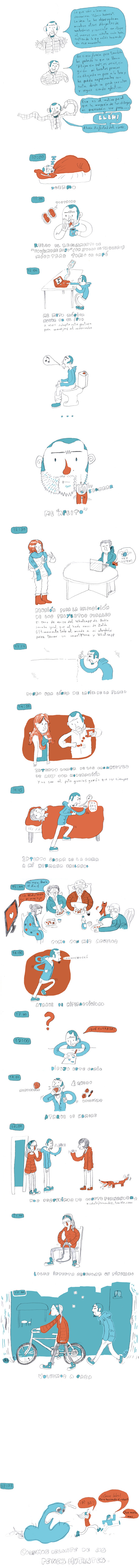 Comic horario 18/01/2012